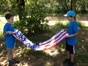 Walking to Webelos – Day 3