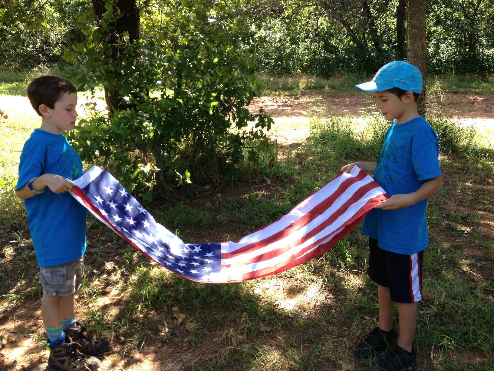 Walking To Webelos And Aiming For Arrow Day Camp The