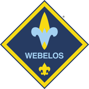 Webelos patches
